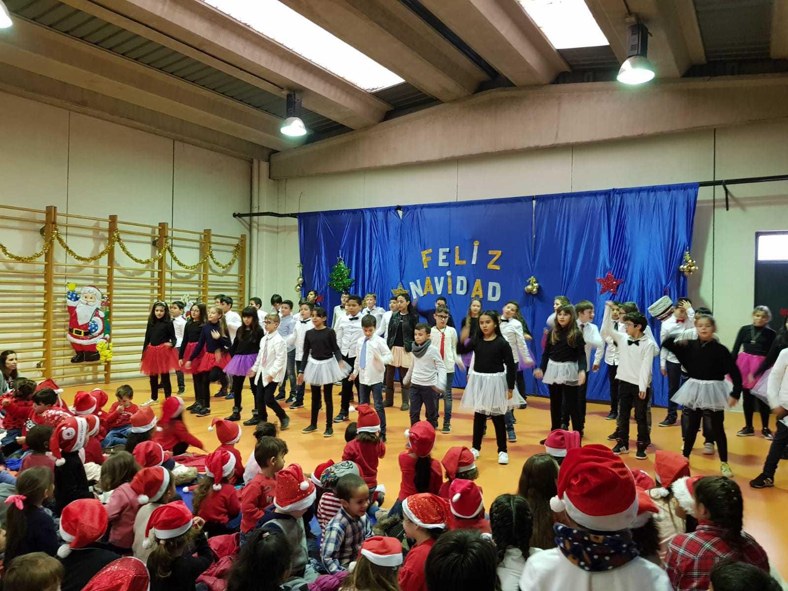 Último día - Festival navidad 16