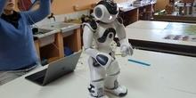 Investigación AIAS Bologna Onlus - UCM: STEM NAO 1 (en CEIP Miguel de Cervantes de Leganés)