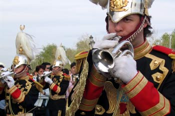 Banda de cornetas Nuestra Sra de la Fuensanta, Córdoba, Andalucí