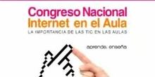 """""""Internet como recurso didáctico en geografía"""" por D.Francisco Javier Valera Bernal"""