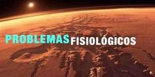 Vivir en Marte: Problemas fisiológicos