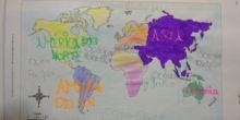 [LAPBOOK] Atlas geográfico del mundo - IMAGEN 2