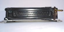 Calculador de inyección. Detalle del conector