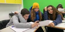 Inglés en Campus Moragete Day 4