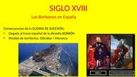 DIVERSOS ASPECTOS DEL SIGLO XVIII EN ESPAÑA