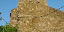 Campanario de iglesia en Rozas de Puerto Real