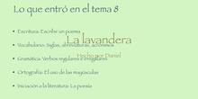 PRIMARIA- 6º- LENGUA - DANIEL M.- FORMACIÓN