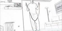 Deporjuego: saltos 7 comba
