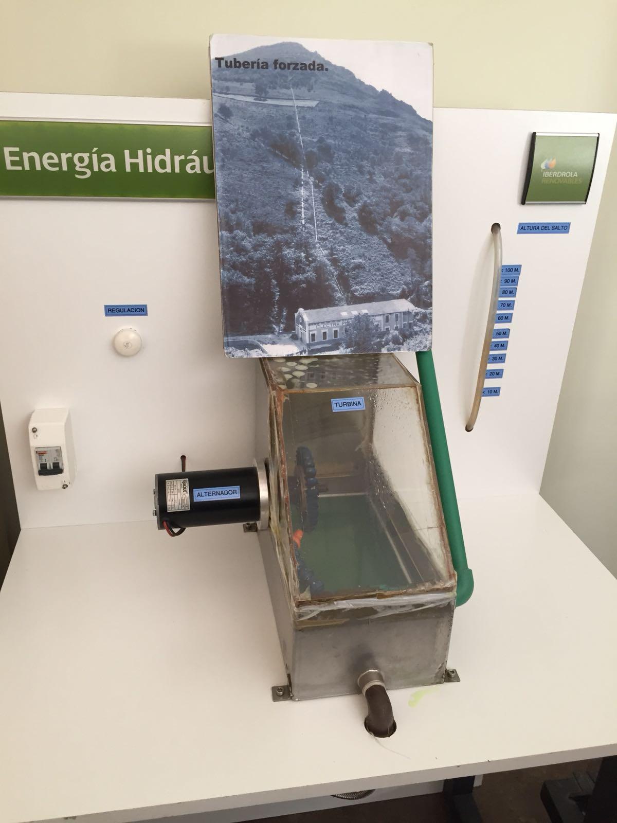 Aula Didáctica de Iberdrola Energías Renovables 46