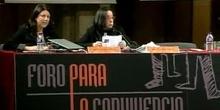 Coloquio Dª. Catherine Blaya (Foro Convivencia 2007)