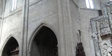 Pilares y bóvedas, Catedral de Huesca