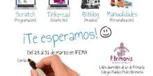Crea tu robot-mascota Feria Madrid por la Ciencia