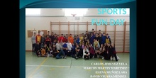 PROYECTO ERASMUS+ Workshop - Sport Fun Day