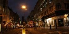 Oxford Street por la noche, Londres