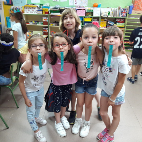 Some photos in 1B group (June 2019) 17