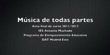 Acto final de la DAT Madrid Este
