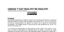UNIDAD VIC: I AM HEALTHY!