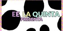 """La vaca que puso un huevo (adaptación) + canción Cantajuegos """"La gallina turuleta"""""""