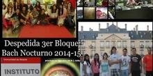 IES LARRA BACH NOCTURNO GRADUACIÓN 2014-15