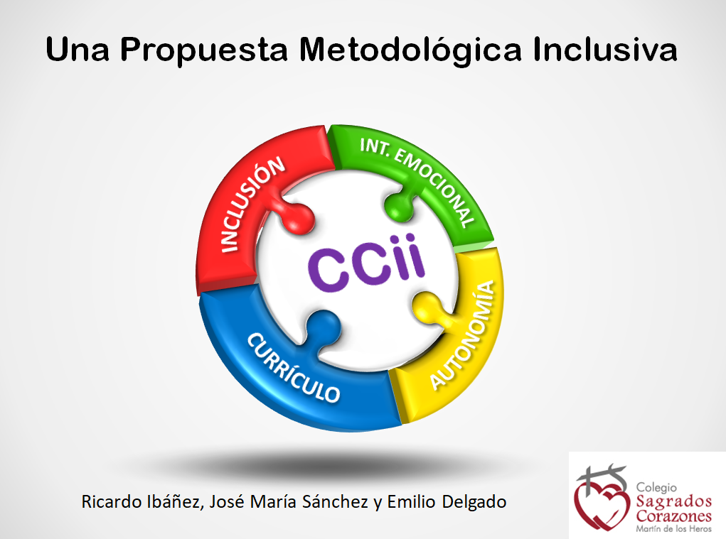 cartel ponencia IV jornadas I&EDU Comunidad de Madrid