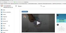 Subir archivos a la Mediateca (Opciones de visibilidad)