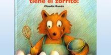 ¡Vaya apetito tiene el Zorrito!