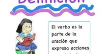 PRIMARIA 5º - EL VERBO - LENGUA Y LITERATURA - FORMACIÓN - ELENA