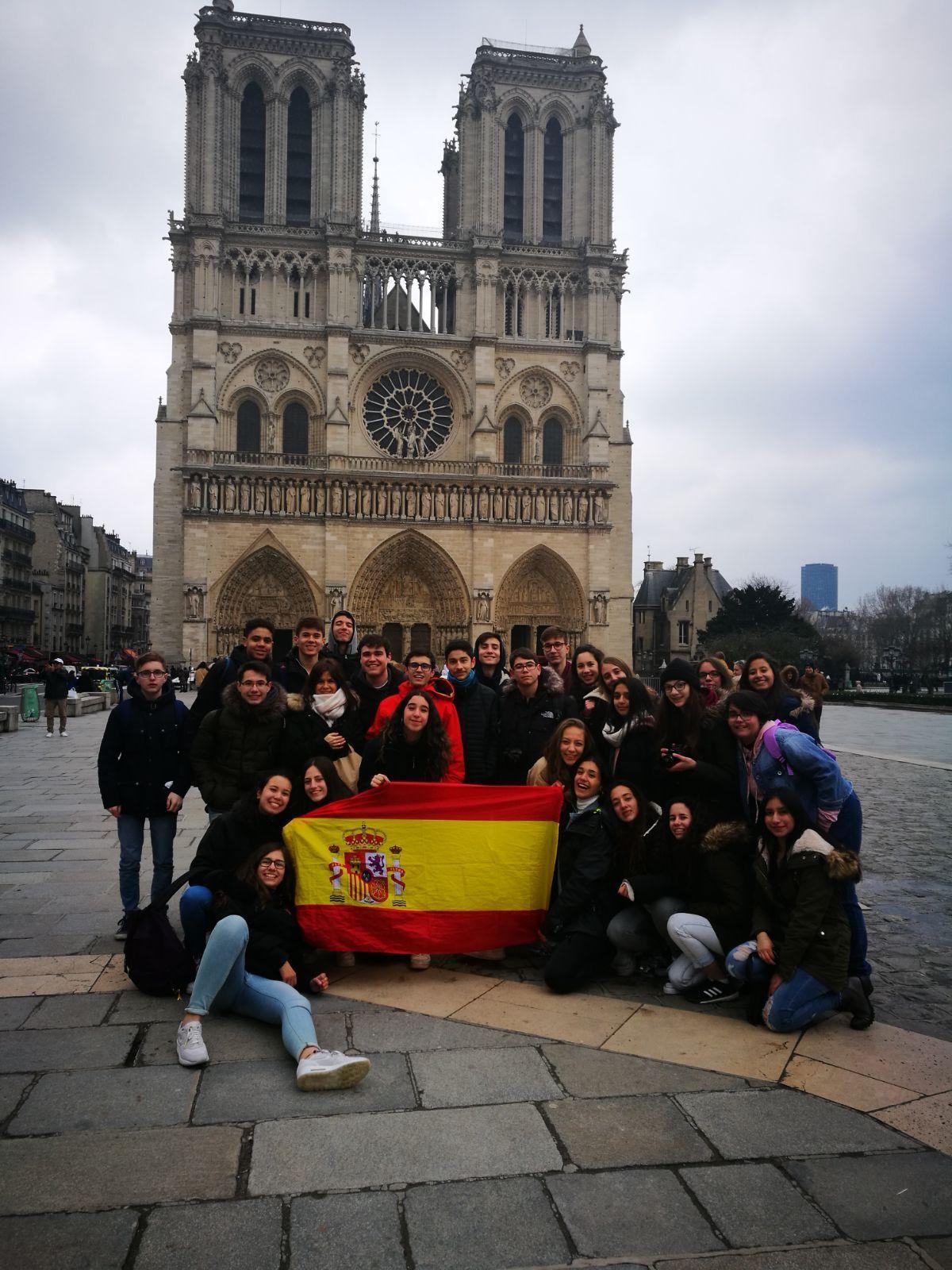 Viaje Cultural a Paris 4º ESO 12