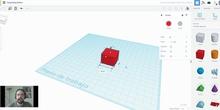 Casa 3D - Tinkercad