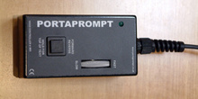 Control prompter