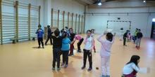 Convivencia en Educación física