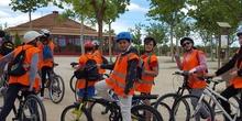 Salida en bicicleta a Polvoranca 8