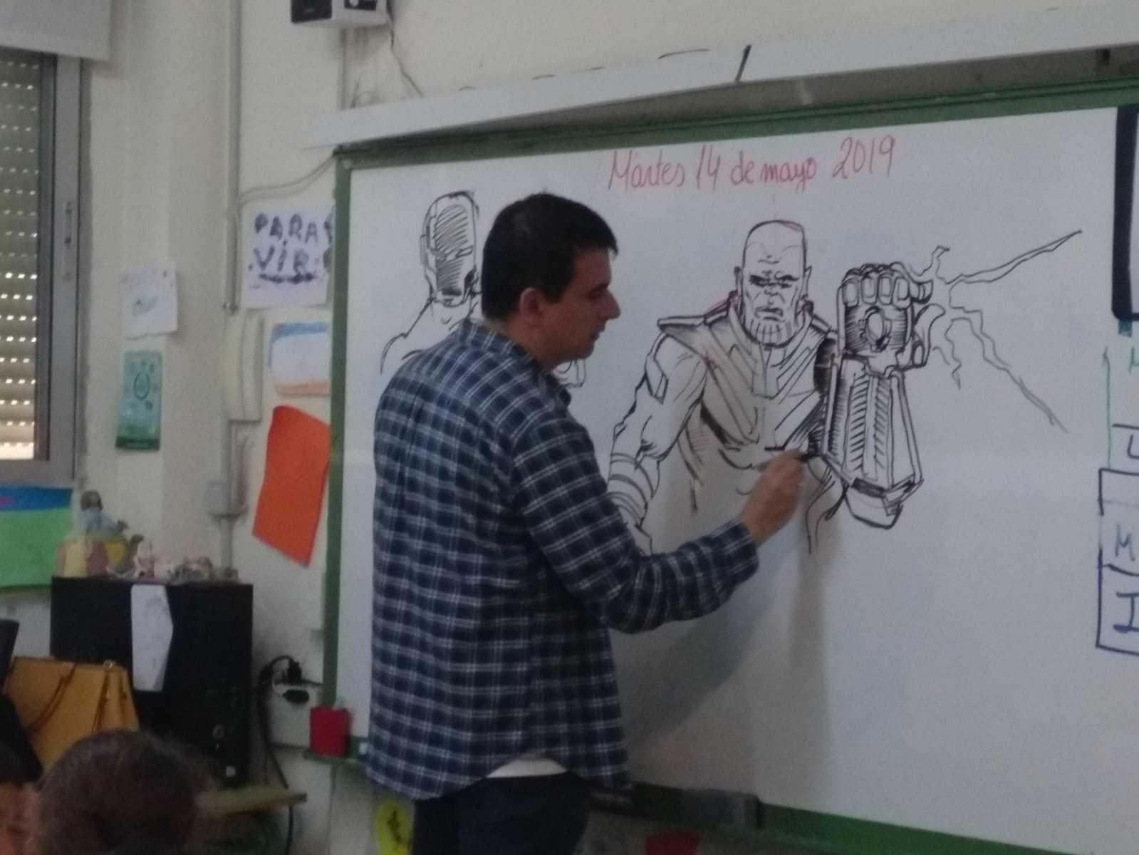 2019_05_14_taller de planificación en 4º_CEIP FDLR_Las Rozas 7
