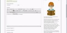 Insertar un vídeo en un blog