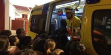 Quinto con los equipos de emergencias de las Rozas_CEIP FDLR_Las Rozas 9