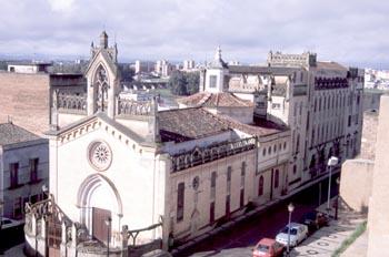 Convento de las Adoratrices - Badajoz