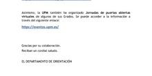 jornadas online UAM UPM