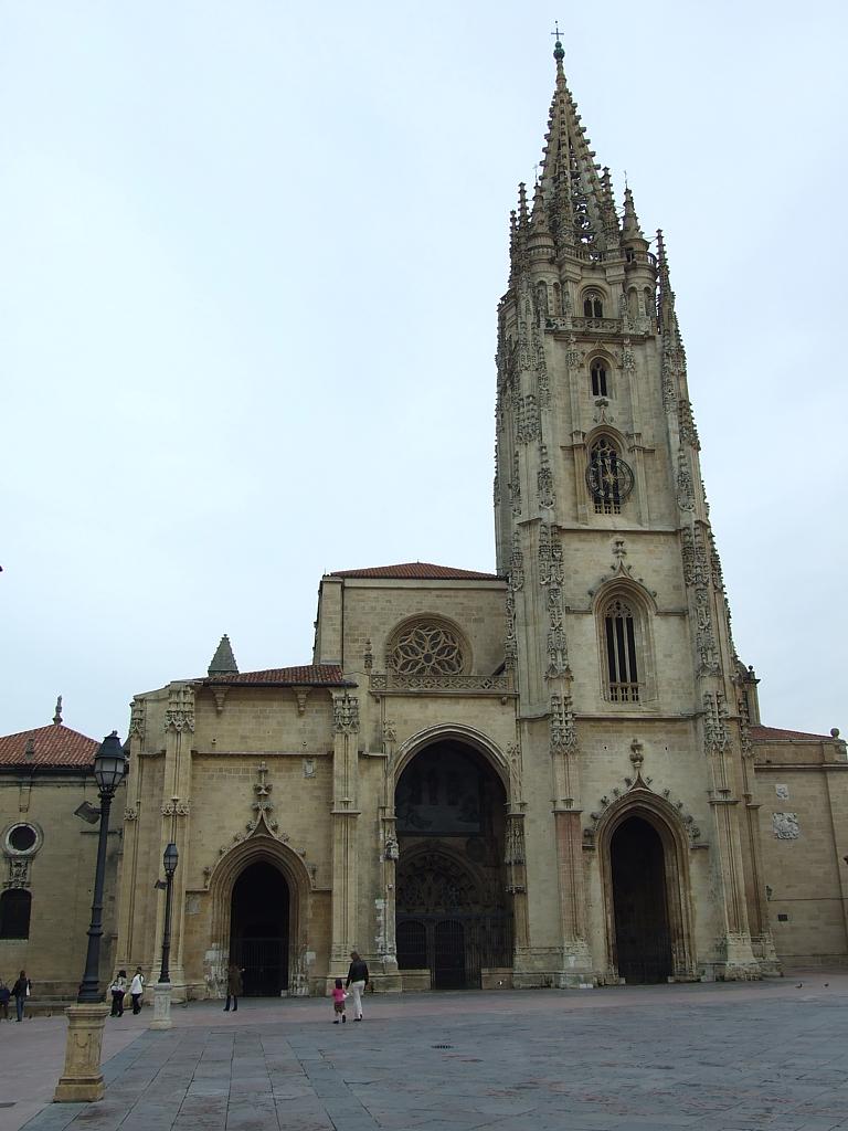 Oviedo. Catedral de San Salvador.