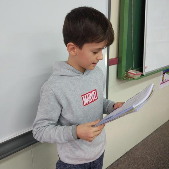 Expresión oral - Los textos expositivos (3º de primaria) 24