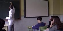 2º Bachillerato: Matemáticas II. Pizarra tradicional. Integral definida