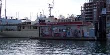 Combustible para embarcaciones, Puerto Inner, Victoria