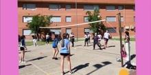 Torneo Baloncesto y voleyball IES Mirasierra - mayo 2021