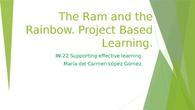The Ram and the Rainbow. Carmen López.