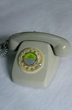 Teléfono analógico Heraldo