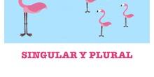 PRIMARIA 1º - LENGUA CASTELLANA Y LITERATURA - SINGULAR Y PLURAL