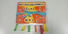 LIBRO CARTONERO CURSO MAR BULLON ROBLES GRUPO H