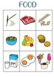 FOOD VOCABULARY GAME 2