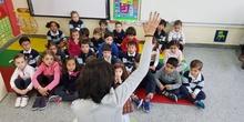 Infantil 5 años y la semana del libro 2