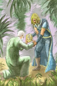 Basilio perdonado