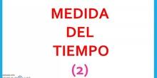 MEDIDA DEL TIEMPO (2)